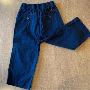 Polo by Ralph Lauren Bottoms - 🏇🏼 2/$20 Polo Navy Blue Chino Khakis Size 18m